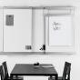 VIP Flipover med Whiteboard